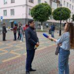 Активисты ОНФ совместно с руководителем Госцентра и журналистами проинспектировали нуждающиеся в реставрации ОКН в Чебоксарах